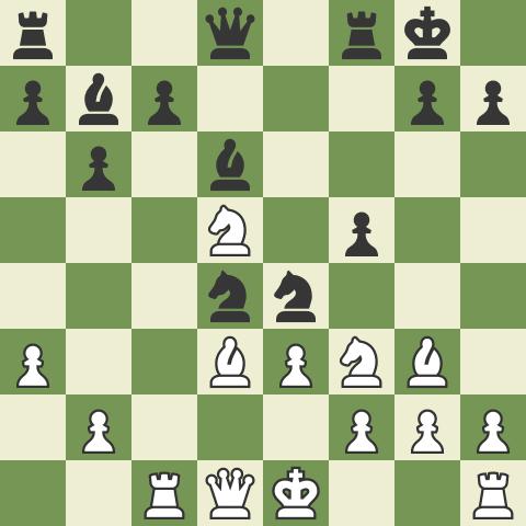 Checkmate Grandmaster - Johnston vs Marshall