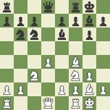 My Best Games: vs. GM Grigorian