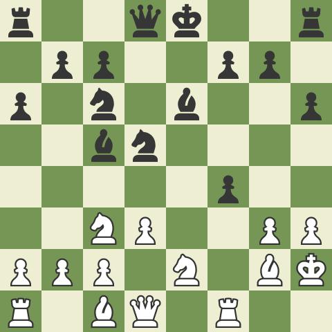Play Like Daniil Dubov: Dubov vs Nakamura