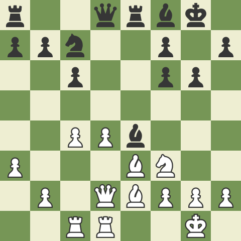 US Chess League - Championship Game v. GM Becerra