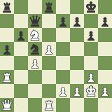 The Great Chess Mind of Reti vs Rubinstein