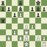 Solitaire Chess: When Postponing Castling is Okay!
