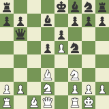 US Women's Champs Part 3: Advanced French 9.Nbd2 Gambit