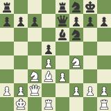 Garry Kasparov's Carlsbad Pawn Structure Plan