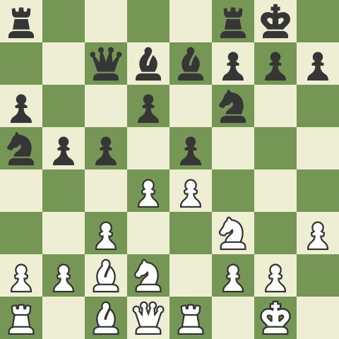Boleslavsky vs Panov
