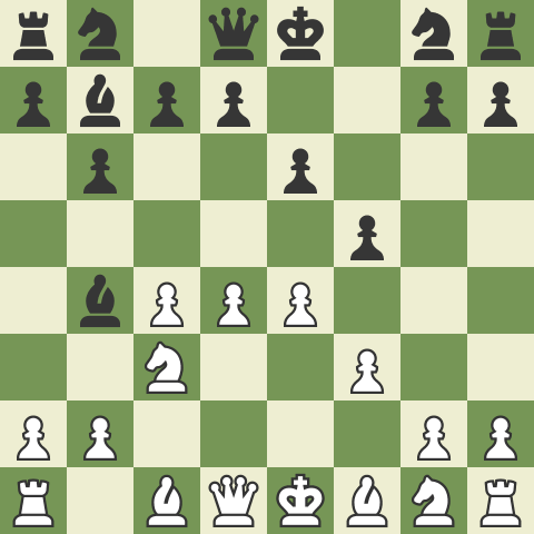 The Complete English Defense: 5.f3 f5!