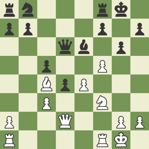 Day Three Game Of The Day: Anand - Nepomniachtchi