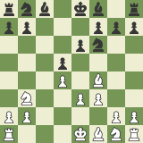 Win Equal Endings by Slowly Improving Your Pieces